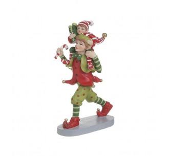 Christmas decoration elf